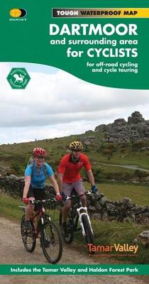 Dartmoor for Cyclists: For off-Road Cycling and Cycle Touring
