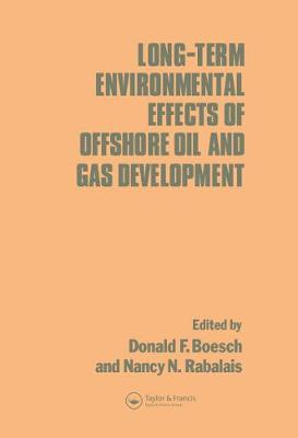 Long-term Environmental Effects of Offshore Oil and Gas Development