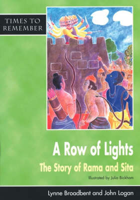 A Row of Lights: Story of Rama and Sita: Pupils Book