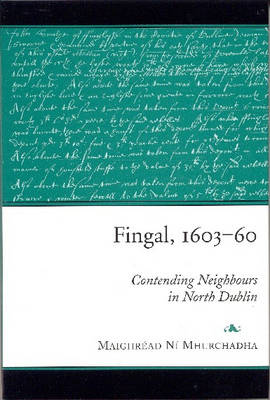 Society in Fingal,1603-60