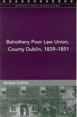 Balrothery Poor Law Union, County Dublin, 1839 - 1851