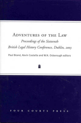 Adventures of the Law