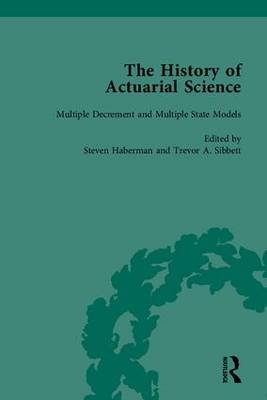 The History of Actuarial Science