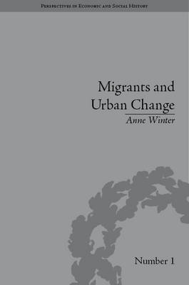 Migrants and Urban Change: Newcomers to Antwerp, 1760-1860