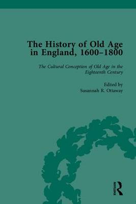 The History of Old Age in England, 1600-1800: Part 1
