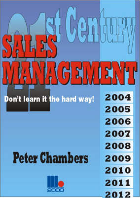 21st Century Sales Management