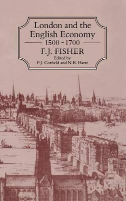 London and the English Economy, 1500-1700