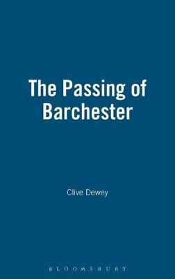 The Passing of Barchester