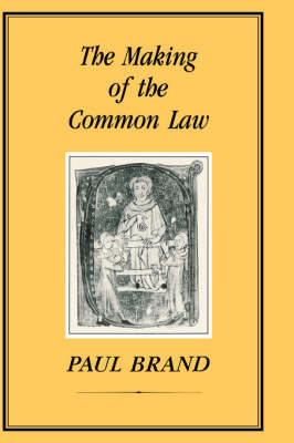 The Making of the Common Law