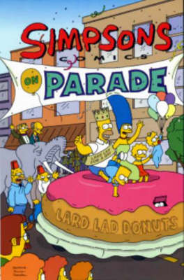 The Simpsons Comics on Parade