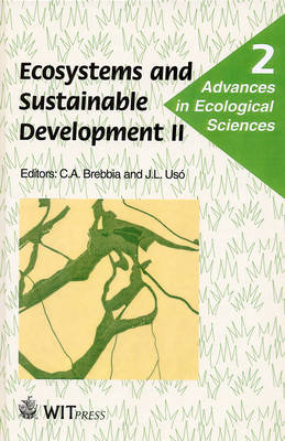 Ecosystems and Sustainable Development: 2nd: International Conference, Lemnos, Greece, May 1999