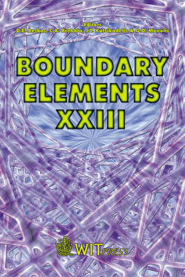Boundary Elements: International Conference Proceedings: 23rd