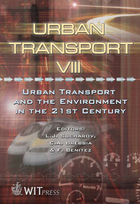 Urban Transport and the Environment in the 21st Century: 8th