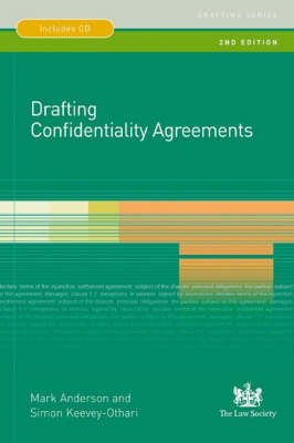 Drafting Confidentiality Agreements
