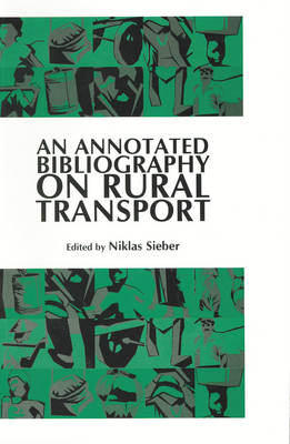An Annotated Bibliography on Rural Transport