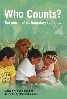 Who Counts?: The power of participatory statistics