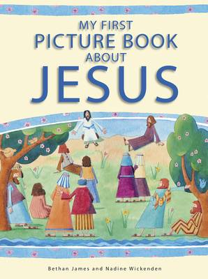 My First Picture Book About Jesus