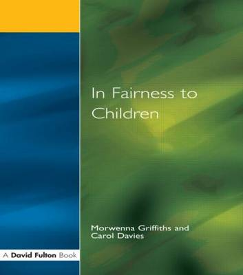 In Fairness to Children: Working for Social Justice in the Primary School