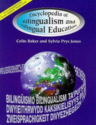 Encyclopedia of Bilingualism and Bilingual Education