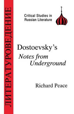 "Dostoevsky's ""Notes from Underground"""