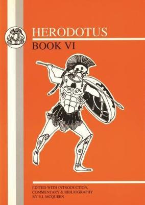 """A Commentary on Herodotus """"Book Six"""""""