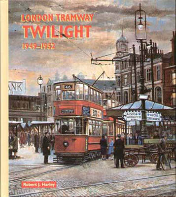 London Tramway Twilight