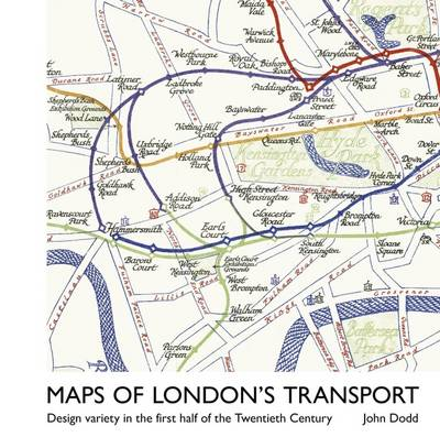 Maps of London's Transport: Design Variety in the First Half of the Twentieth Century