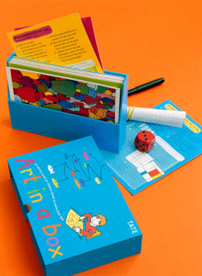 Art in a Box: 20 Activity Cards for Children Based on Works from Tate