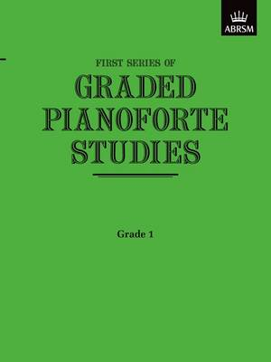 Graded Pianoforte Studies: First Series: Grade 1 - Primary