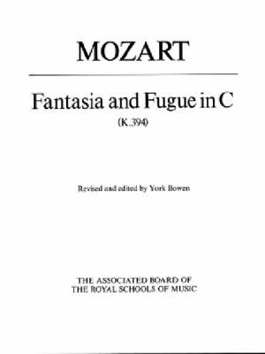 Fantasia and Fugue in C
