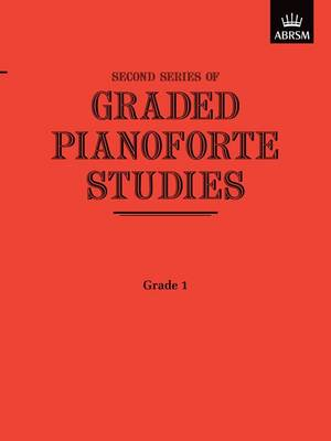 Graded Pianoforte Studies: Second Series: Grade 1