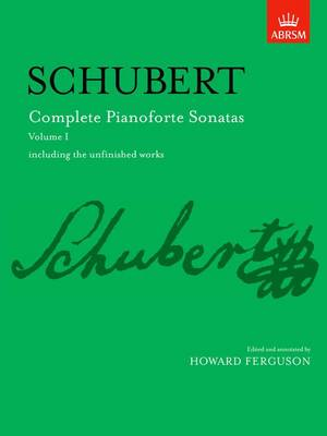 Complete Pianoforte Sonatas: Including the Unfinished Works: v. 1