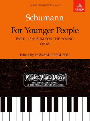 Album for the Young, Op. 68: Pt. 1: For Younger People