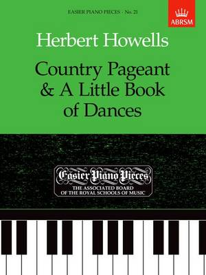 Country Pageant and a Little Book of Dances