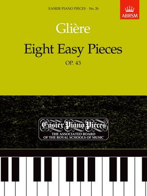 Eight Easy Pieces, Op. 43