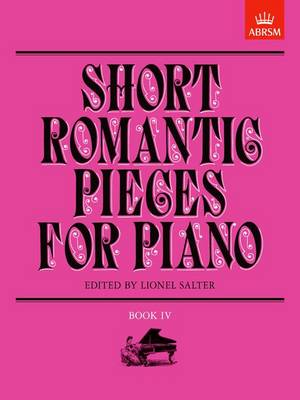 Short Romantic Pieces Book 4