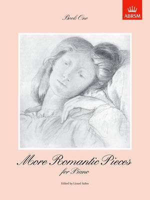 MORE ROMANTIC PIECES BOOK 1