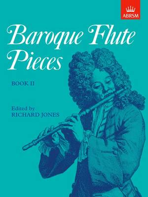Baroque Flute Pieces Book 2