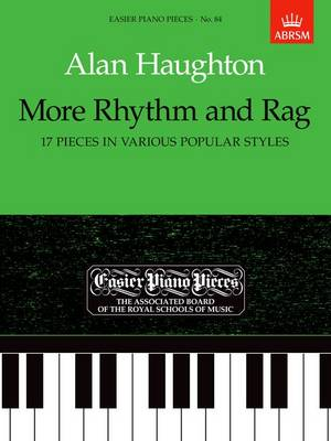 More Rhythm and Rag: 17 Pieces in Various Popular Styles