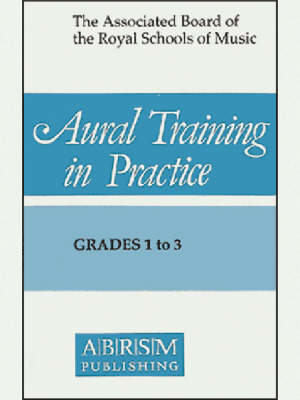 Aural Training: Bk. 1: Grades 1-3