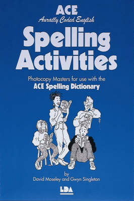ACE Spelling Activities: Photocopy Masters for Use with the ACE Spelling Dictionary
