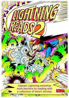 Lightning Reads: A Fun Collection of Cartoon Strips, One Page and Two Page Stories That All Children Will Enjoy: Bk.2