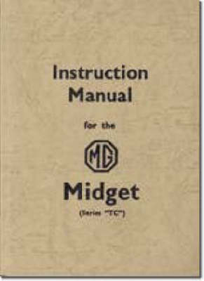 MG Midget Service Record Book (Series TF and TF1500)