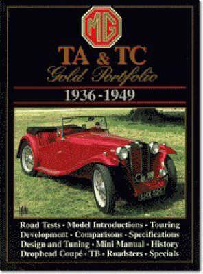MG TA & TC: Gold Portfolio, 1936-1949