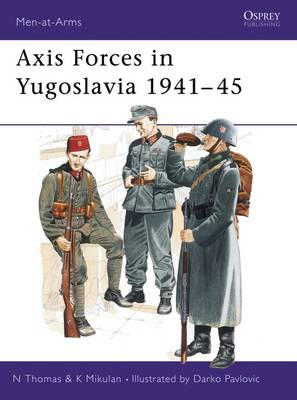 Axis Forces in Yugoslavia, 1941-45