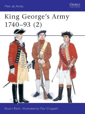 King George's Army, 1740-93: v.2