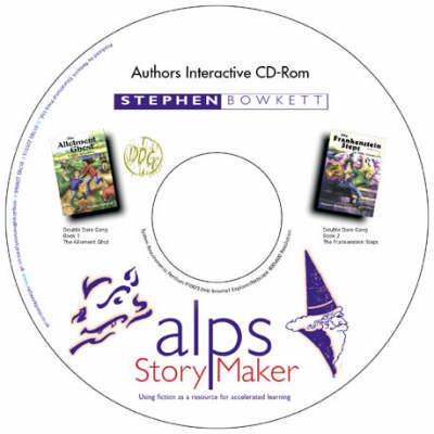 alps StoryMaker: Authors Interactive CD