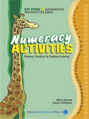 Numeracy Activities for Key Stage 2: Plenary, Practical and Problem Solving
