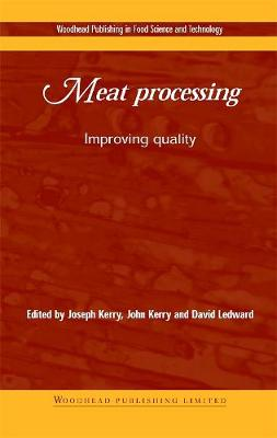 Meat Processing: Improving Quality