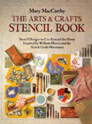 Arts and Crafts Stencil Book